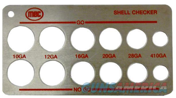 Mec Shotshell Checker for 10/12/16/20/28Ga/.410  Non-Guns > Reloading > Equipment > Metallic > Misc