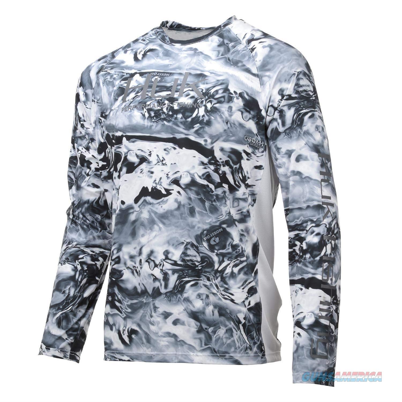 Huk Pursuit Camo Shirt Ice MD  Non-Guns > Hunting Clothing and Equipment > Clothing > Shirts