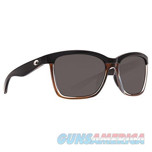 Costa Anna Sunglasses Brown Black 580P  Non-Guns > Miscellaneous