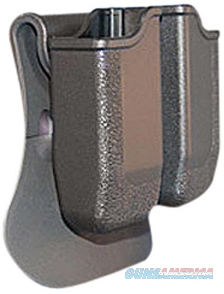 Sig Sauer P220 1911 Double Mag Pouch Black  Non-Guns > Holsters and Gunleather > Magazine Holders
