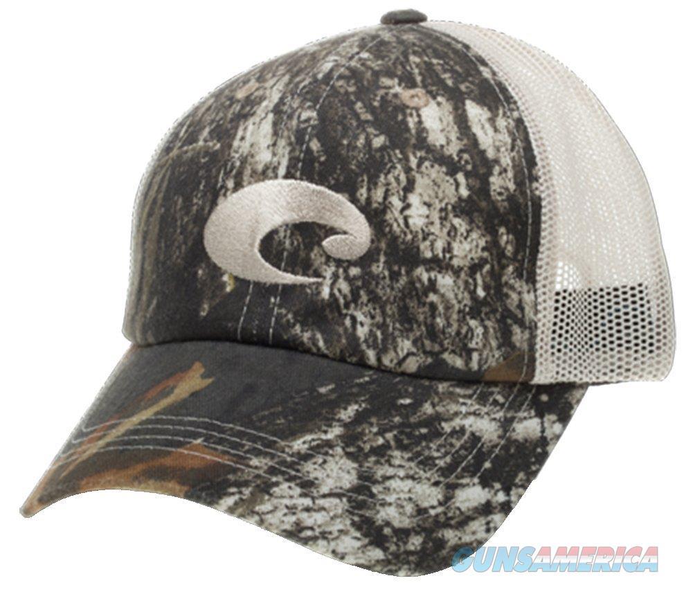 Costa Del Mar Mesh Hat Mossy Oak  Non-Guns > Hunting Clothing and Equipment > Clothing > Hats