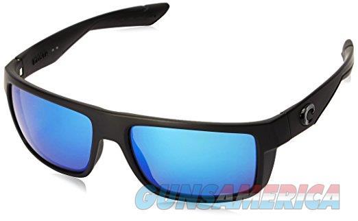 Costa Del Mar Motu Sunglasses Black Blue  Non-Guns > Miscellaneous