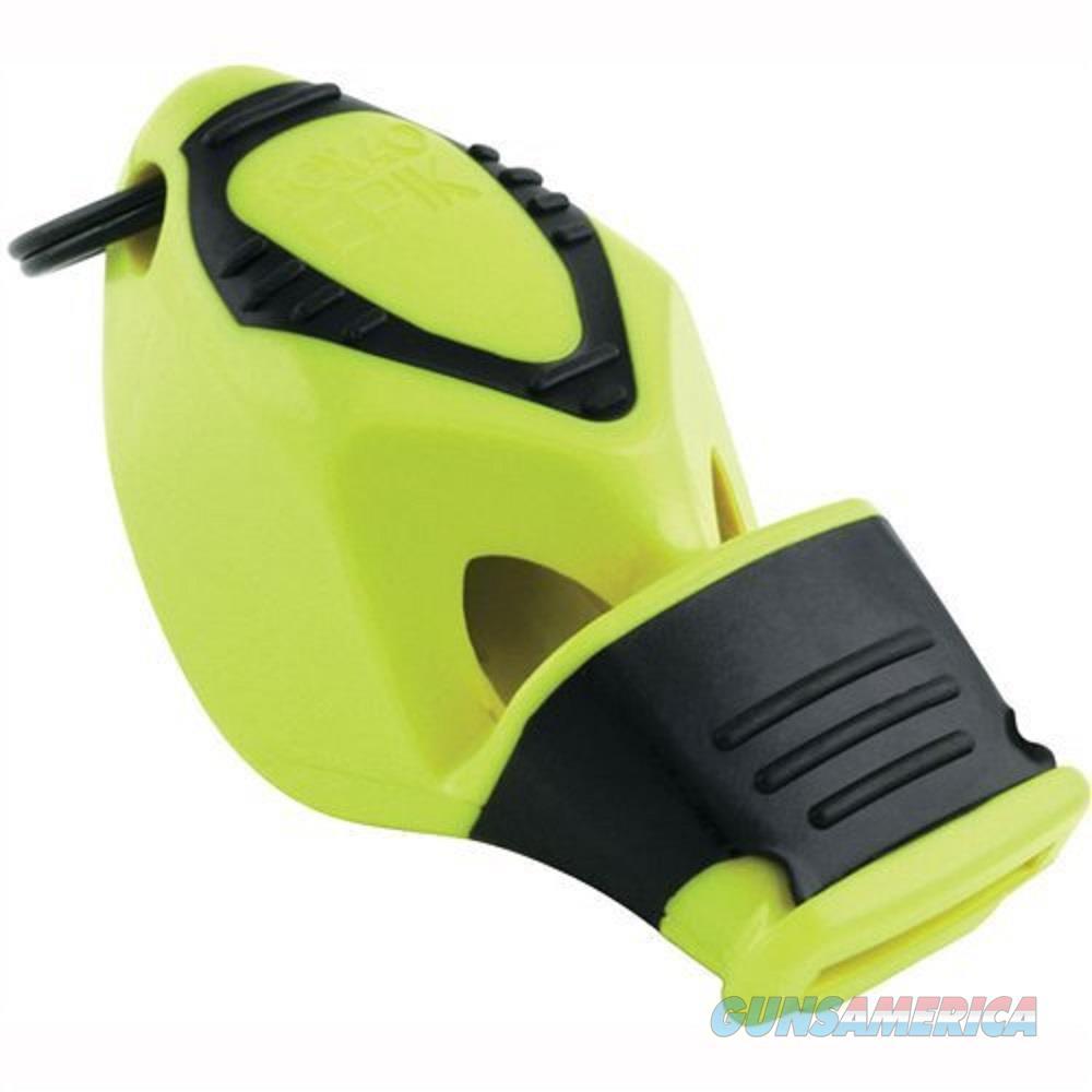 Fox 40 Epik CMG Safety Whistle Neon Yellow  Non-Guns > Miscellaneous