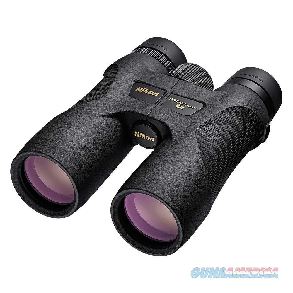 Nikon Prostaff 7S 10x42 Binoculars Black NEW  Non-Guns > Scopes/Mounts/Rings & Optics > Non-Scope Optics > Binoculars