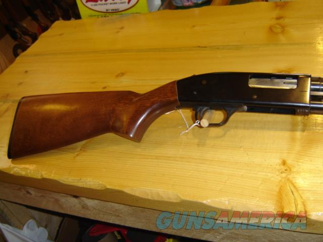 Mossberg 600AT 12ga  Guns > Shotguns > Mossberg Shotguns > Pump > Sporting