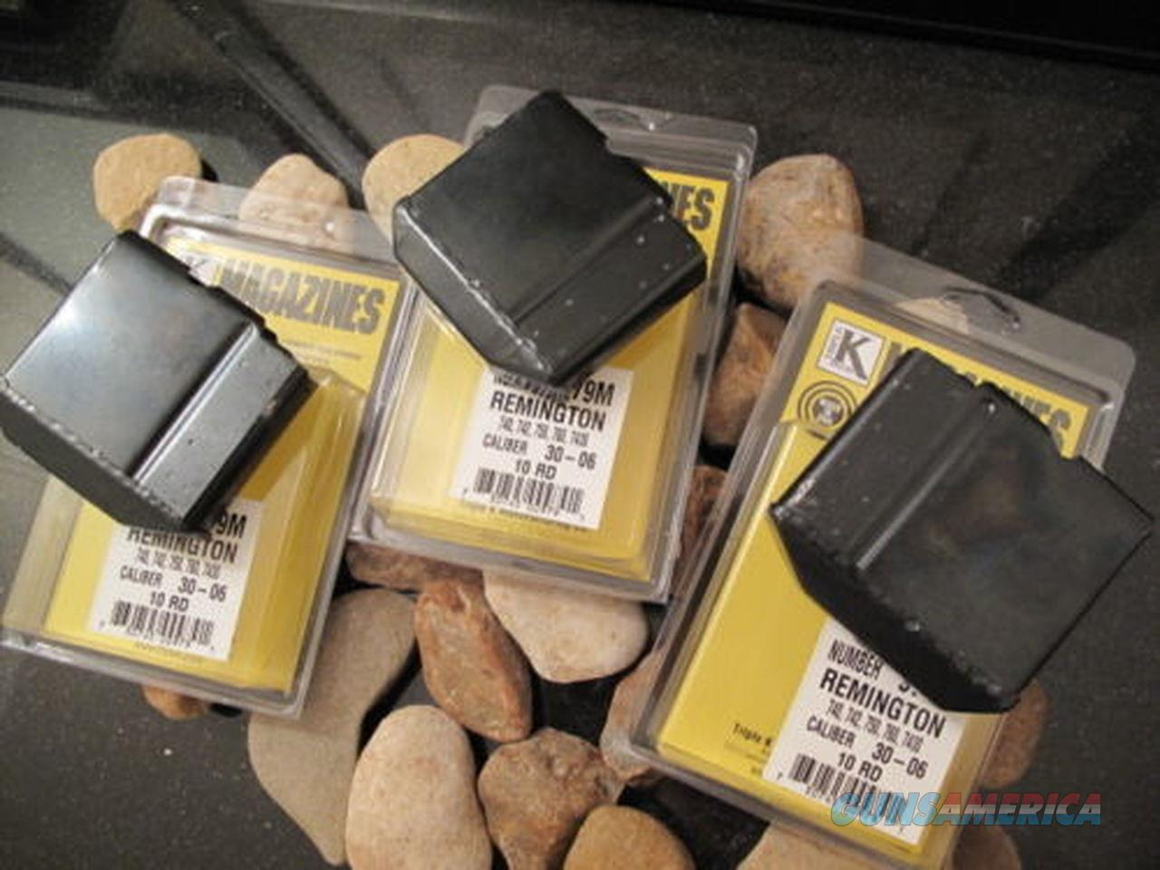 3 Pack fits Remington 740 742 750 760 7400 10rd 30-06 Magazine Mag 30 06 Long  Non-Guns > Ammunition