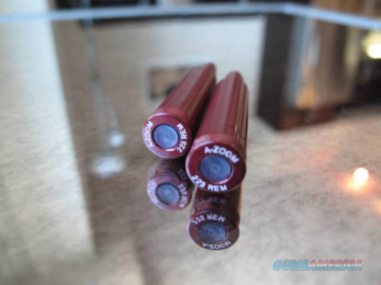 .223 Remington Snap Caps (2 Pack) Dummy Round cap NEW!  Non-Guns > Ammunition