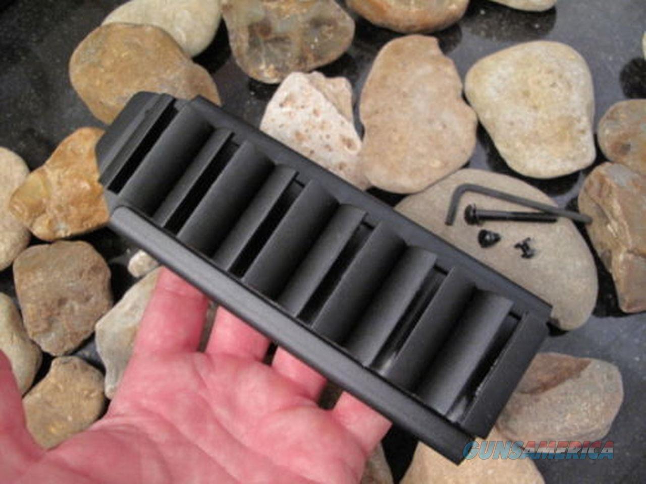 POLYMER Sidesaddle Fits MAVERICK 88 12 Gauge Shotgun Shell Holder LIFETIME WTY!!  Non-Guns > Ammunition