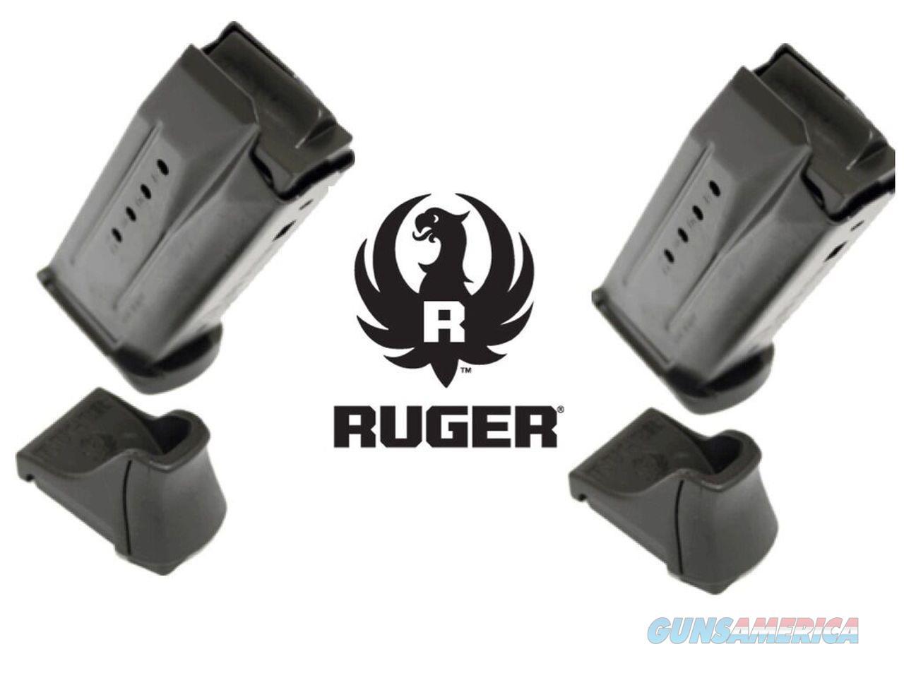 10 Pack Ruger SR9 C SR9C 9mm Magazine 9 mm 10 Round Mag Magazines Compact Pinkie  Non-Guns > Ammunition