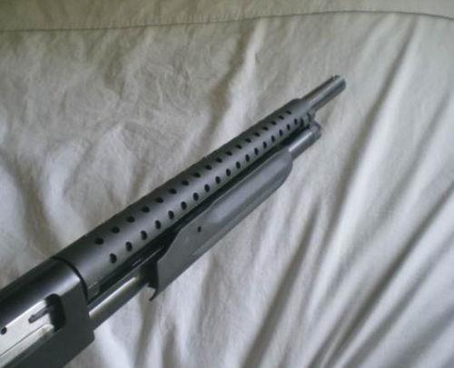 Heat Shield to fit Mossberg 500/ 590/ 835 12 Tactical Shotgun Barrel Shroud  Non-Guns > Gun Parts > Stocks > Polymer