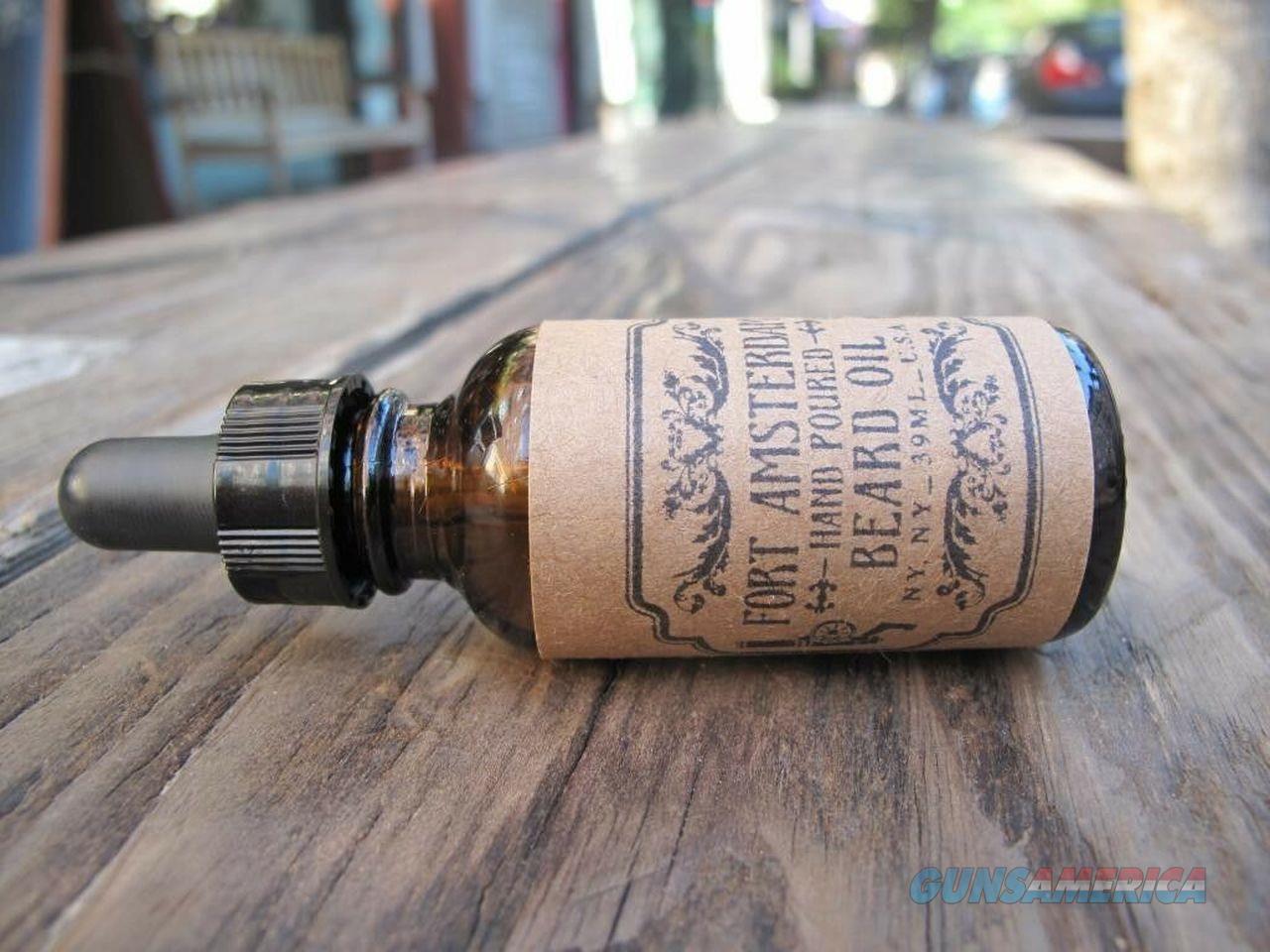 4-Pack Beard Wax Oil KENT FOT Comb Scissors Grooming FORT AMSTERDAM All Handmade  Non-Guns > Ammunition