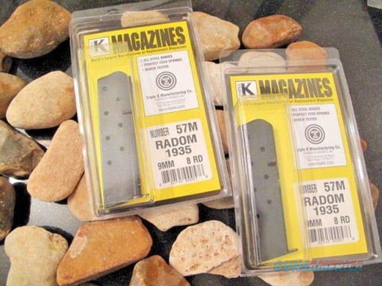 2-pack Magazine Fits RADOM 1935 VIS 35 MODEL 9MM POLISH MAG Clip Mags  Non-Guns > Ammunition