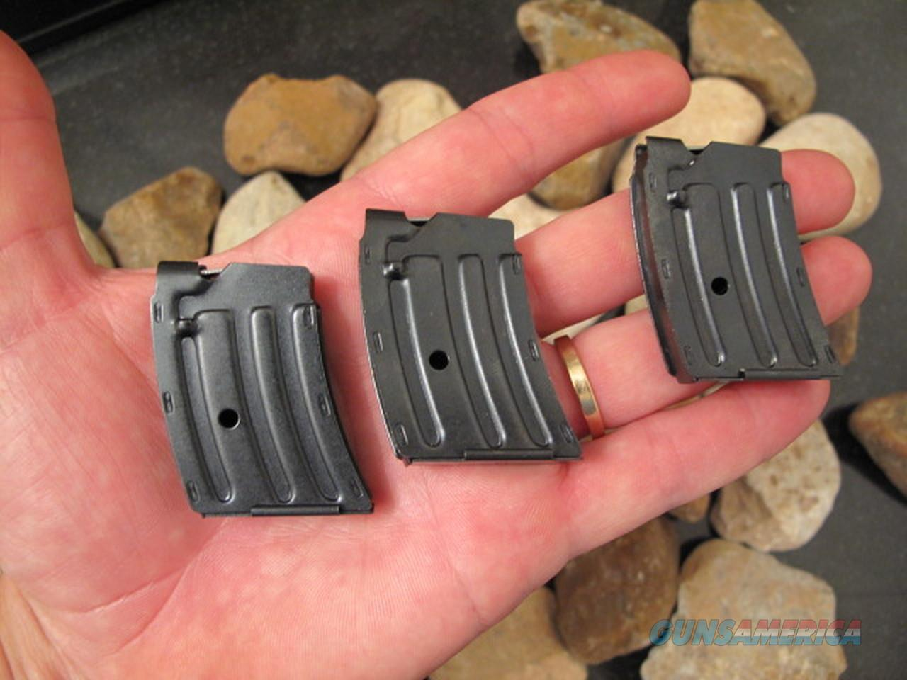 3-Pack 22 LR Fits BROWNING MODEL 52 .22LR 5RD Magazine USA Made Reproduction MAG  Non-Guns > Ammunition