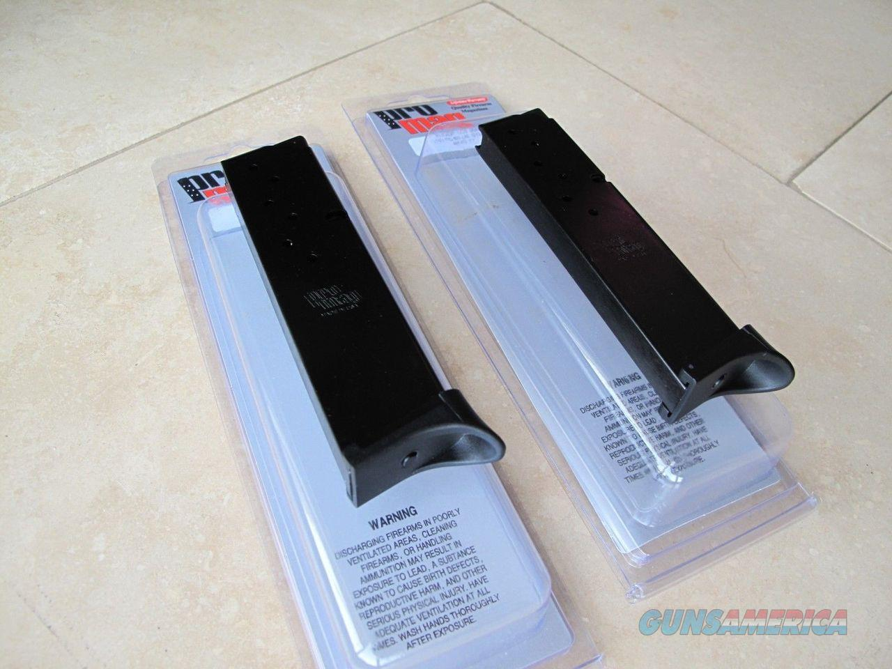 2 Pack PROMAG EXTENDED Ruger LC9 10 Round Magazine USA MADE 9mm !!  Non-Guns > Ammunition