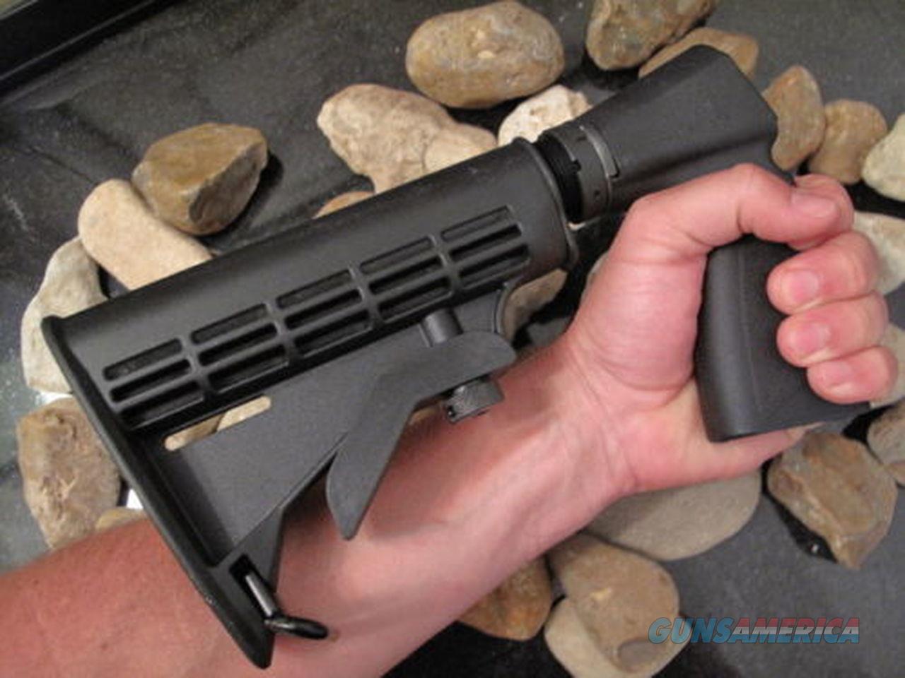 Fits Remington 870 12 Gauge 6 position Stock TRI Shotgun Tactical Pistol Grip  Non-Guns > Ammunition