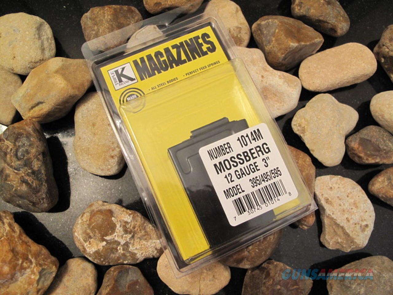 "Magazine fits Mossberg 195 395 695 495 595 Shotgun12 gauge 3"" 2 RD Mags mag  Non-Guns > Ammunition"