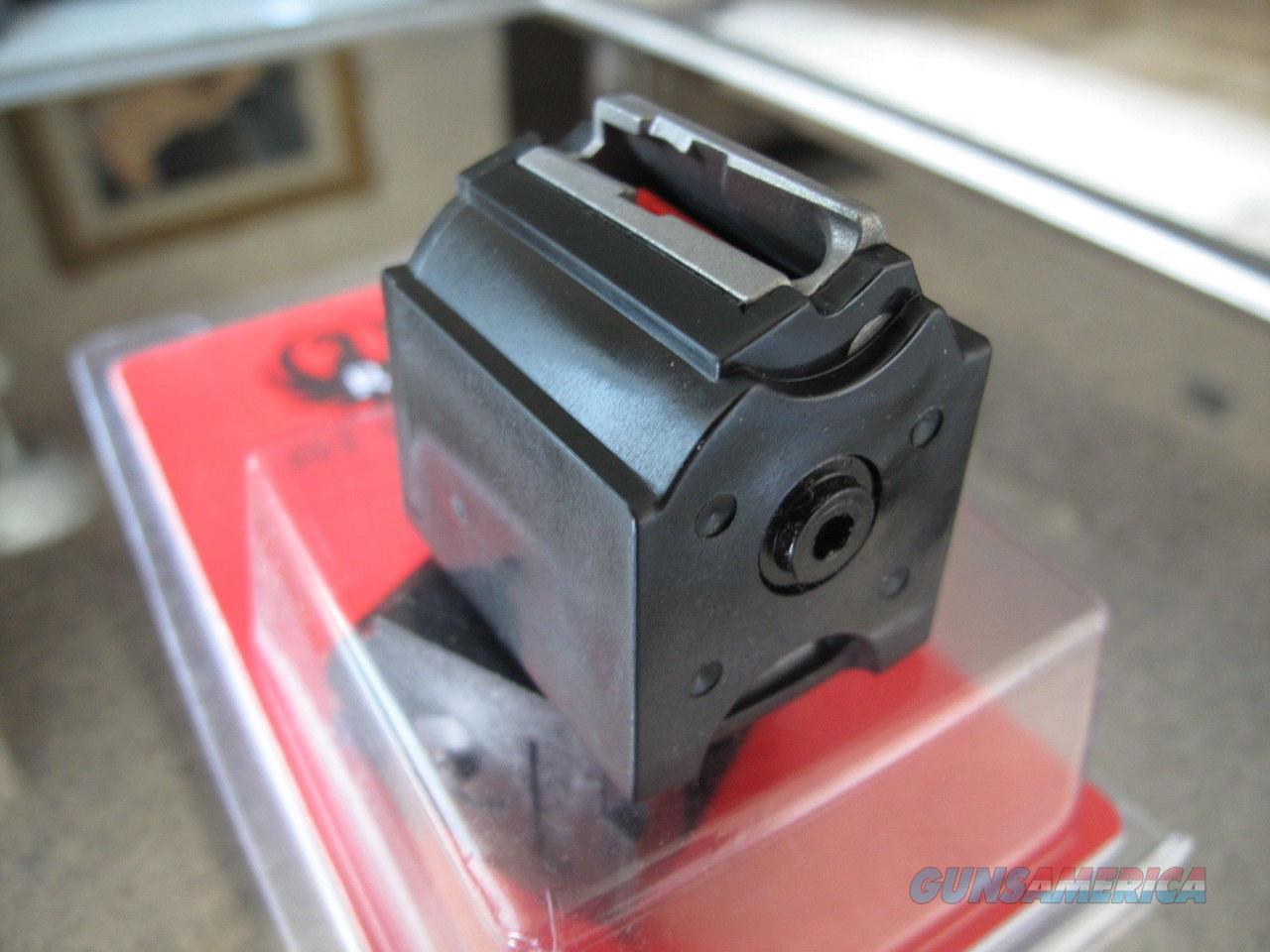 2-Pack Ruger 10/22 10 22 Mag Black Magazine Magazines 22lr 10 round .22lr Mags  Non-Guns > Ammunition