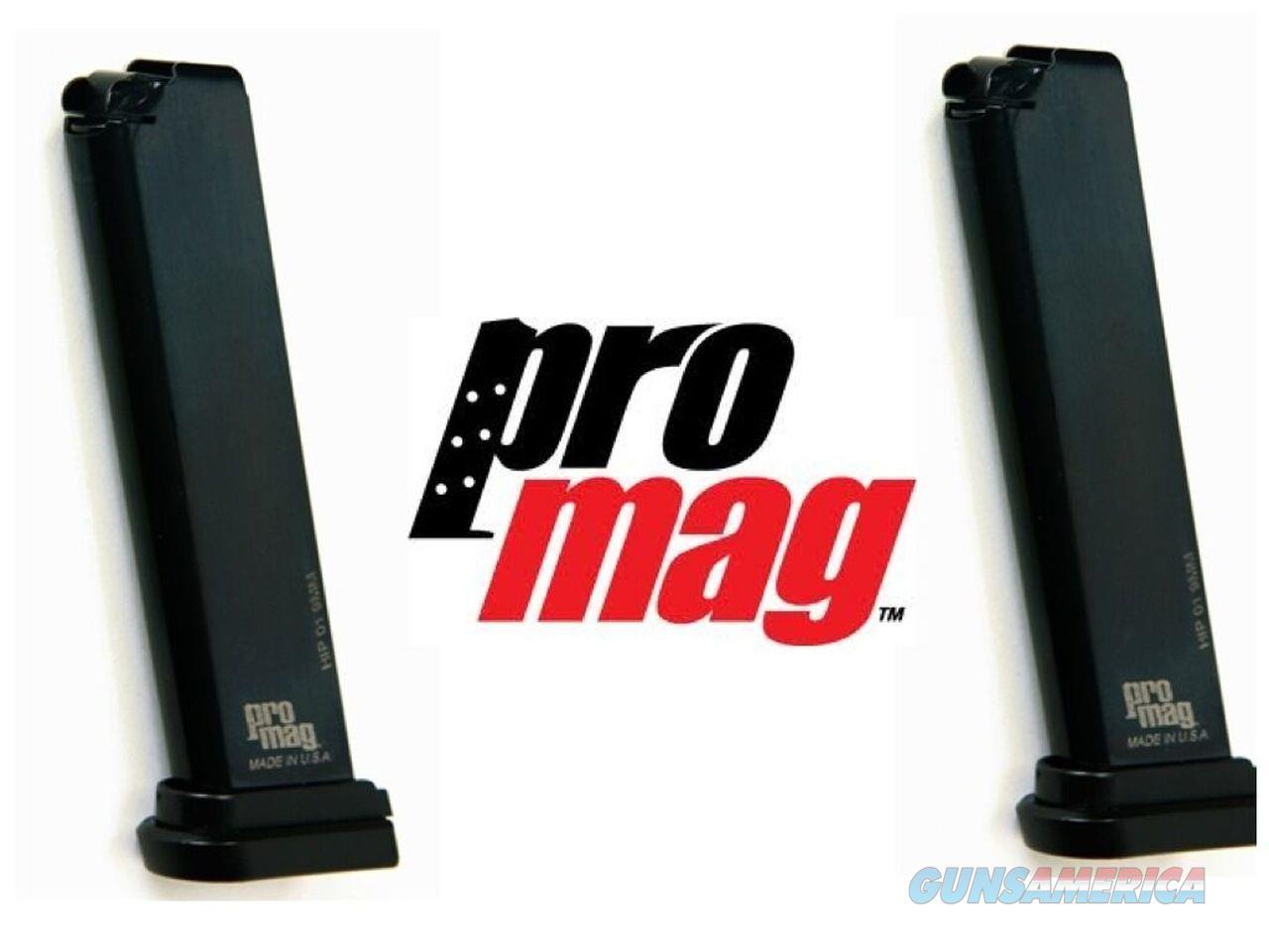 2 Pack HI POINT 10 round Mag Magazines w/ UPLULA Speedloader Mag 9mm 10 ROUND  Non-Guns > Ammunition