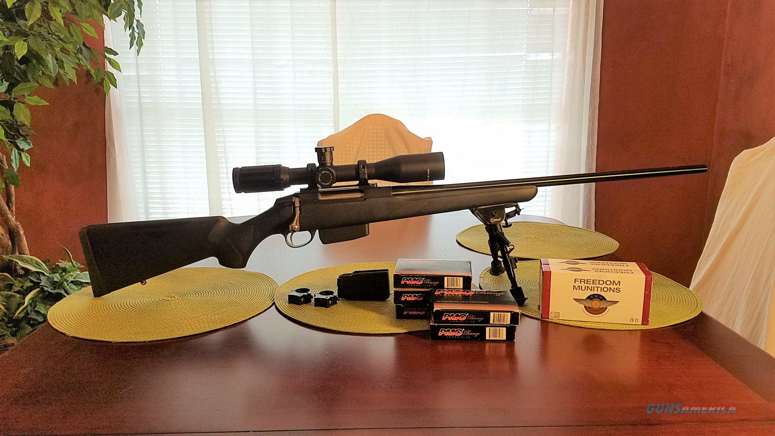 tikka t3 lite 308 win with swfa ss 6x42 scope for sale. Black Bedroom Furniture Sets. Home Design Ideas