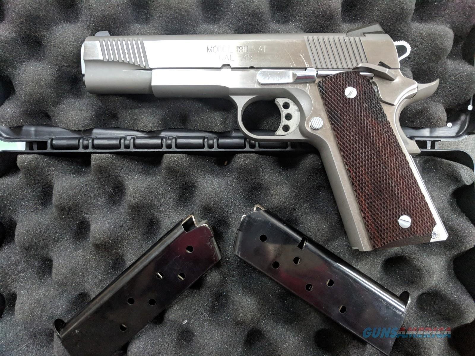 Springfield 1911A1 Loaded Gun  Guns > Pistols > Springfield Armory Pistols > 1911 Type
