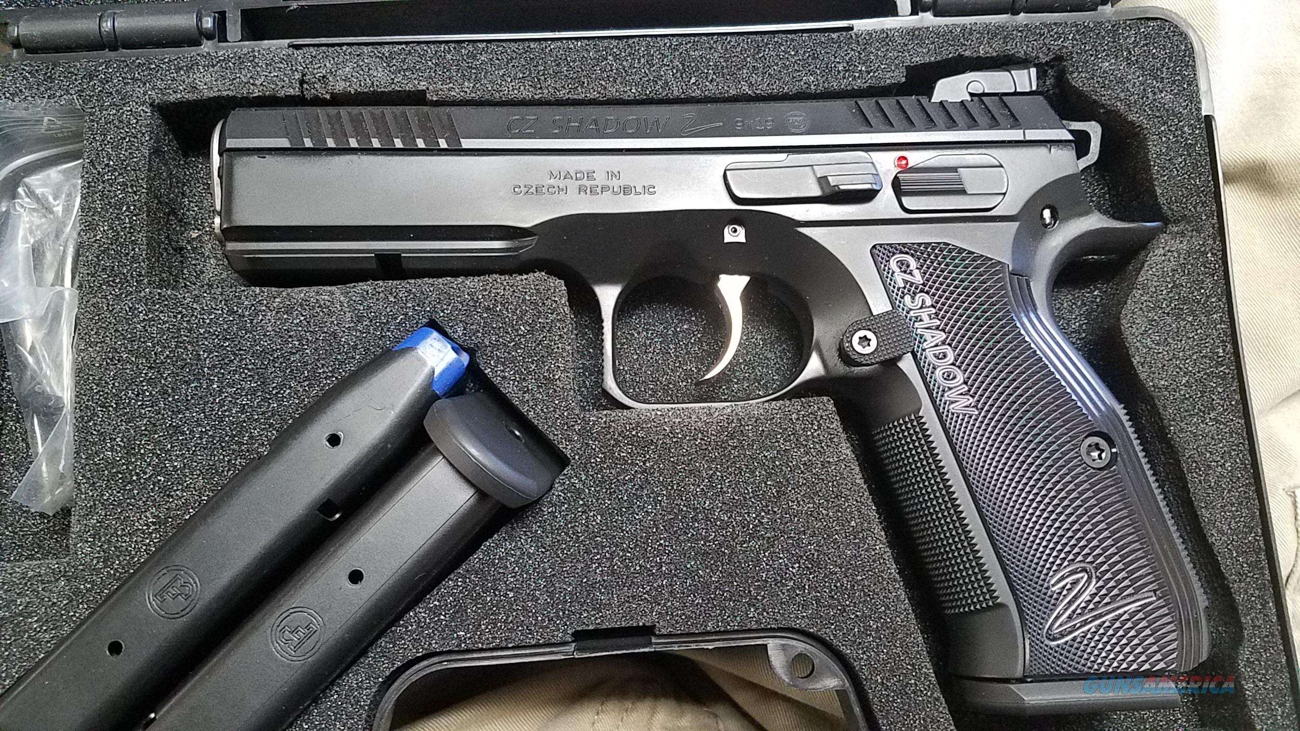 CZ Shadow 2 customized to be a Accu-Shadow  Guns > Pistols > CZ Pistols