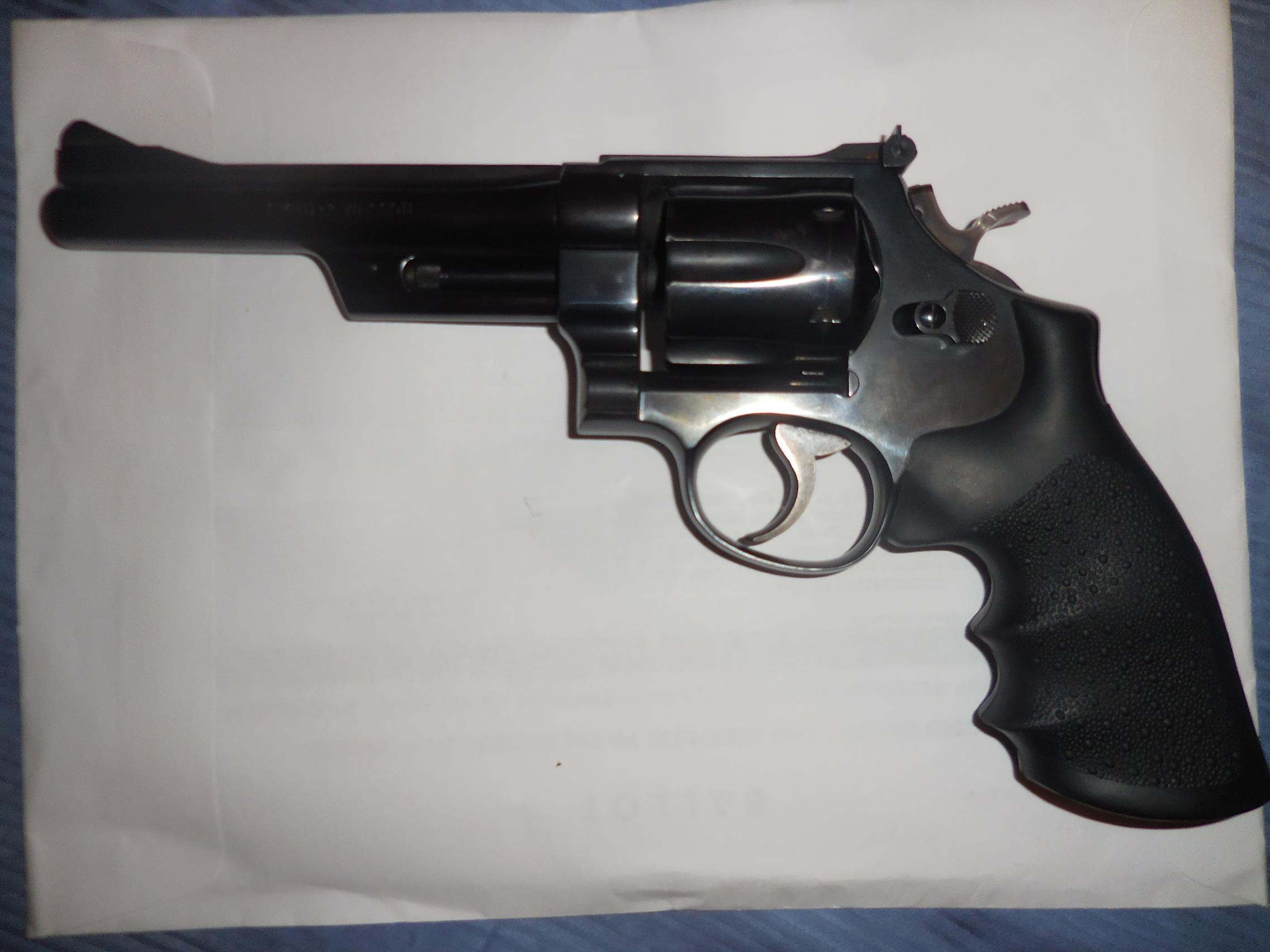 smith and wesson 357 highway patrolman  Guns > Pistols > Smith & Wesson Revolvers > Full Frame Revolver