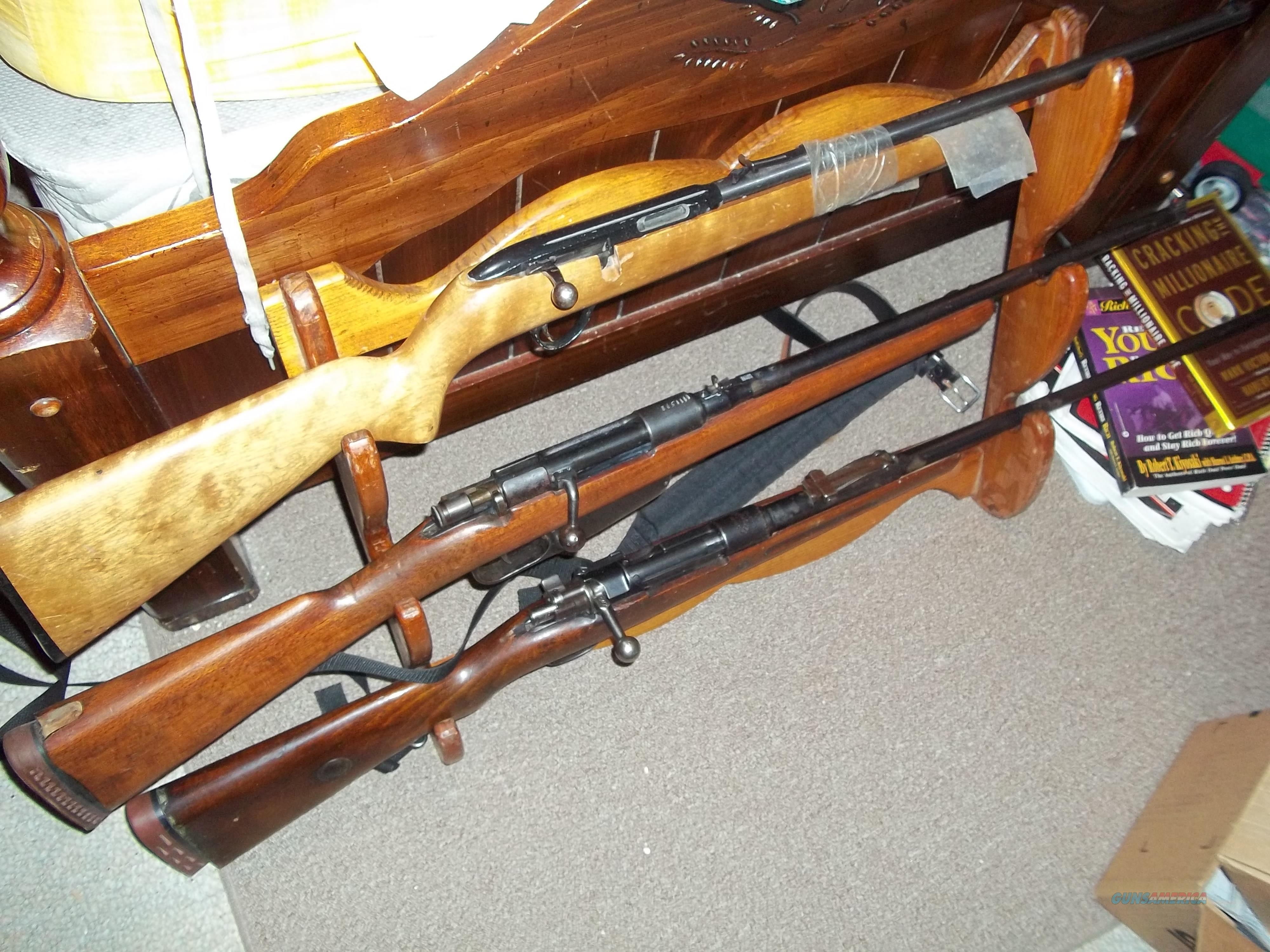 Sears 783 22LR PROJECT  Guns > Rifles > Savage Rifles > Rimfire
