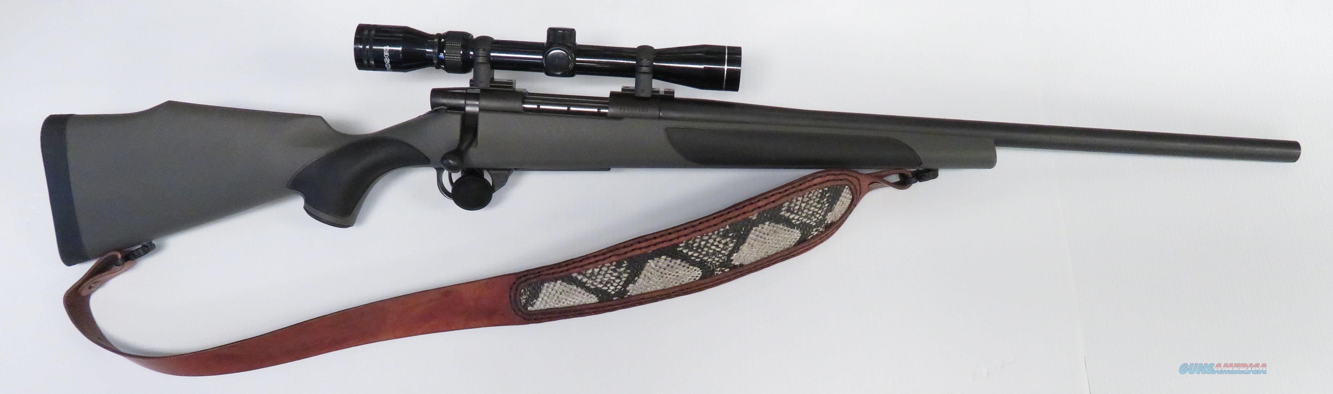 "Weatherby Vanguard Series 2 (Griptonite Stock) VBT222RR2O Varmint Special 22-250 Bolt-Action Rifle 22"" Barrel w/ Tasco 3-9x32 Optic & Snakeskin Sling  Guns > Rifles > Weatherby Rifles > Sporting"
