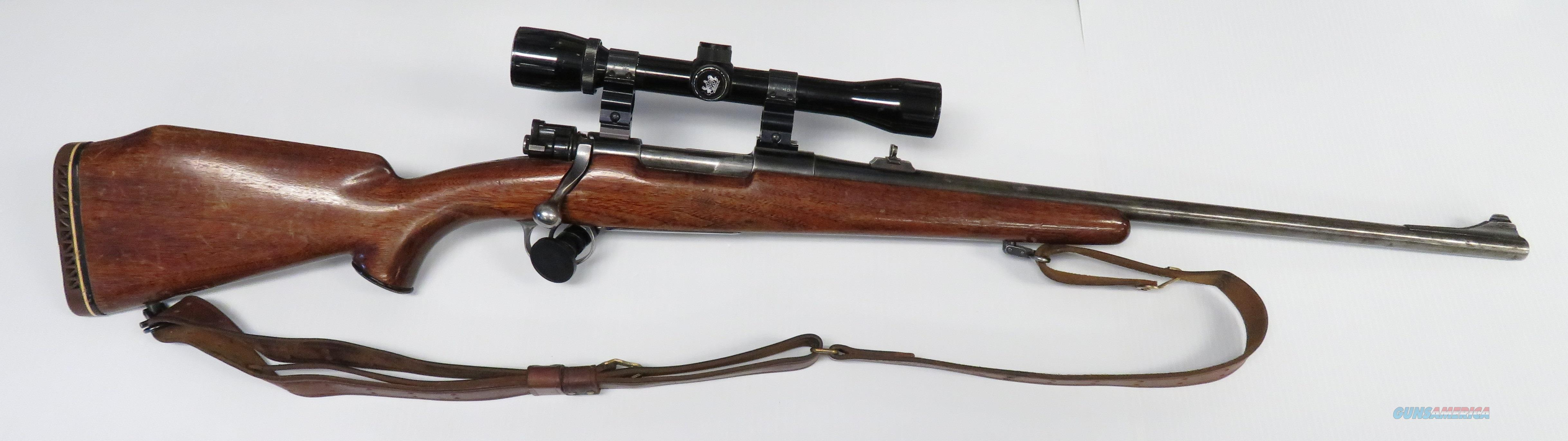 "Mauser .308 Winchester Bolt-Action Rifle 21"" Barrel with Sling and Optic  Guns > Rifles > Mauser Rifles > German"