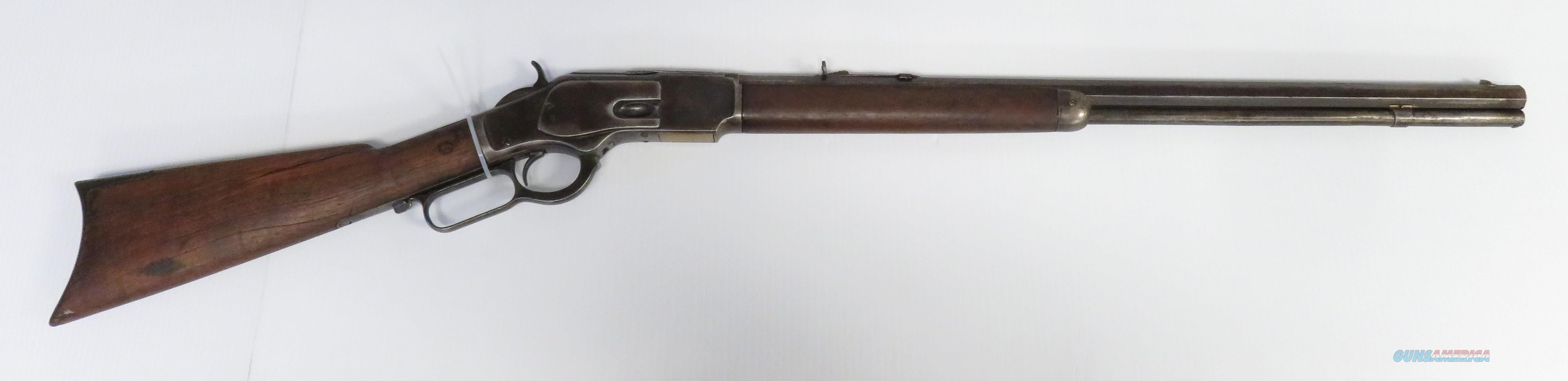 """Winchester 1873 .32-20 (32 WCF) Lever-Action Rifle 24"""" Octagonal Barrel  Guns > Rifles > Winchester Rifles - Pre-1899 Lever"""