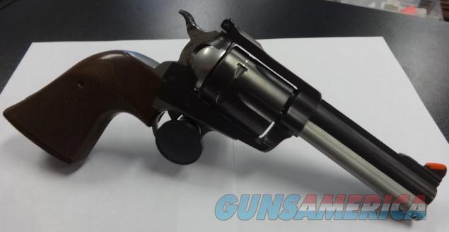 Lee Baker Custom .458 Ruger .357 Maximum Blackhawk  Guns > Pistols > Ruger Single Action Revolvers > Blackhawk Type