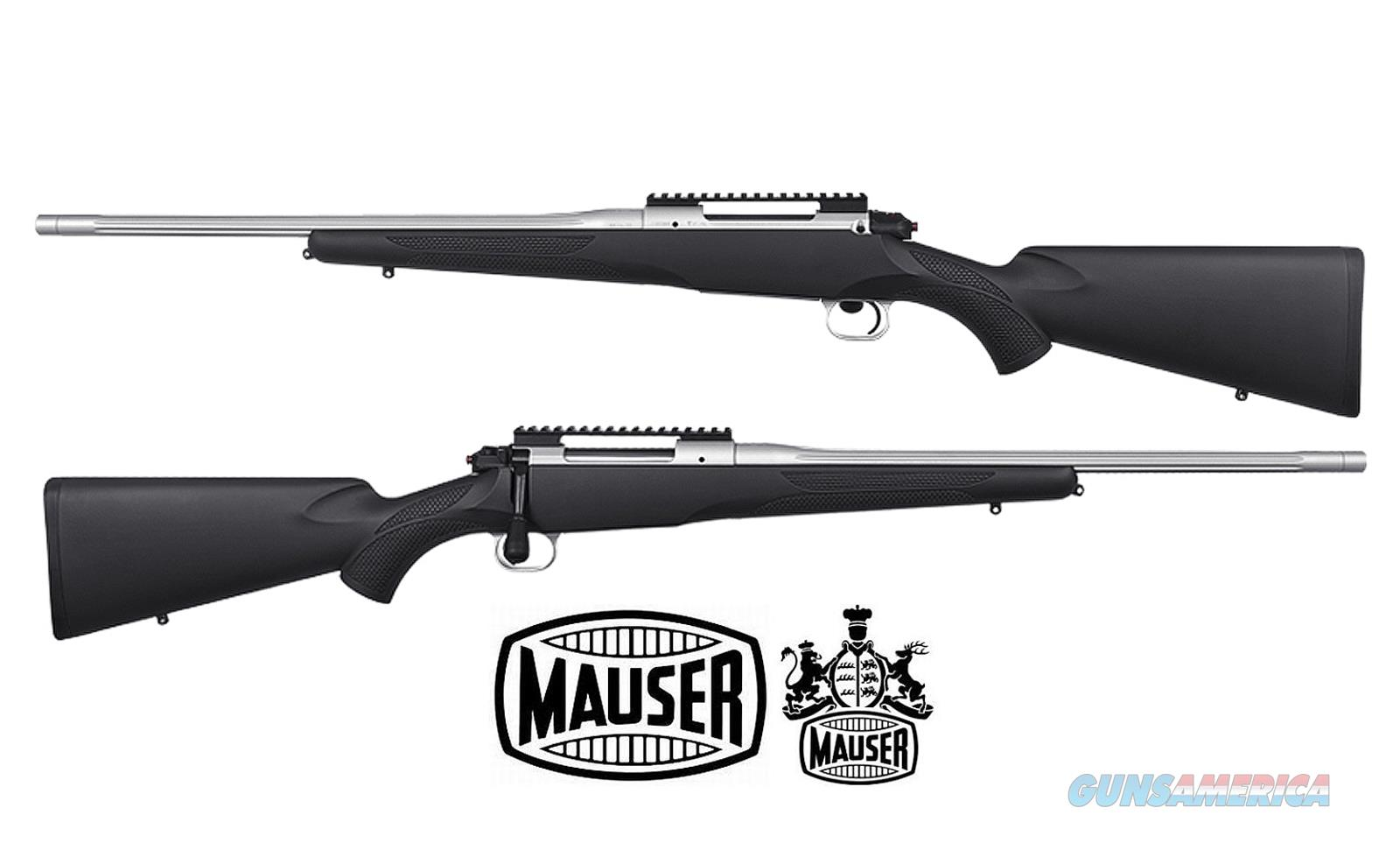 Mauser M12 Impact (Ilaflon coating)  Guns > Rifles > Mauser Rifles > German