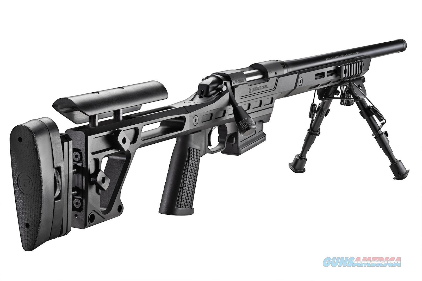 Bergara BMP .308 Chassis Rifle! SUB MOA GUARANTEE  Guns > Rifles > Bergara Rifles