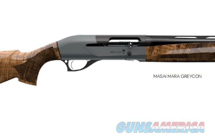Retay USA Masai Mara 12 ga Semi Auto Grey Cerakoted Receiver  Guns > Shotguns > R Misc Shotguns