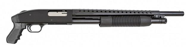 Maverick 88 12ga pistol grip pump action Shotgun  Guns > Shotguns > Mossberg Shotguns > Pump > Tactical
