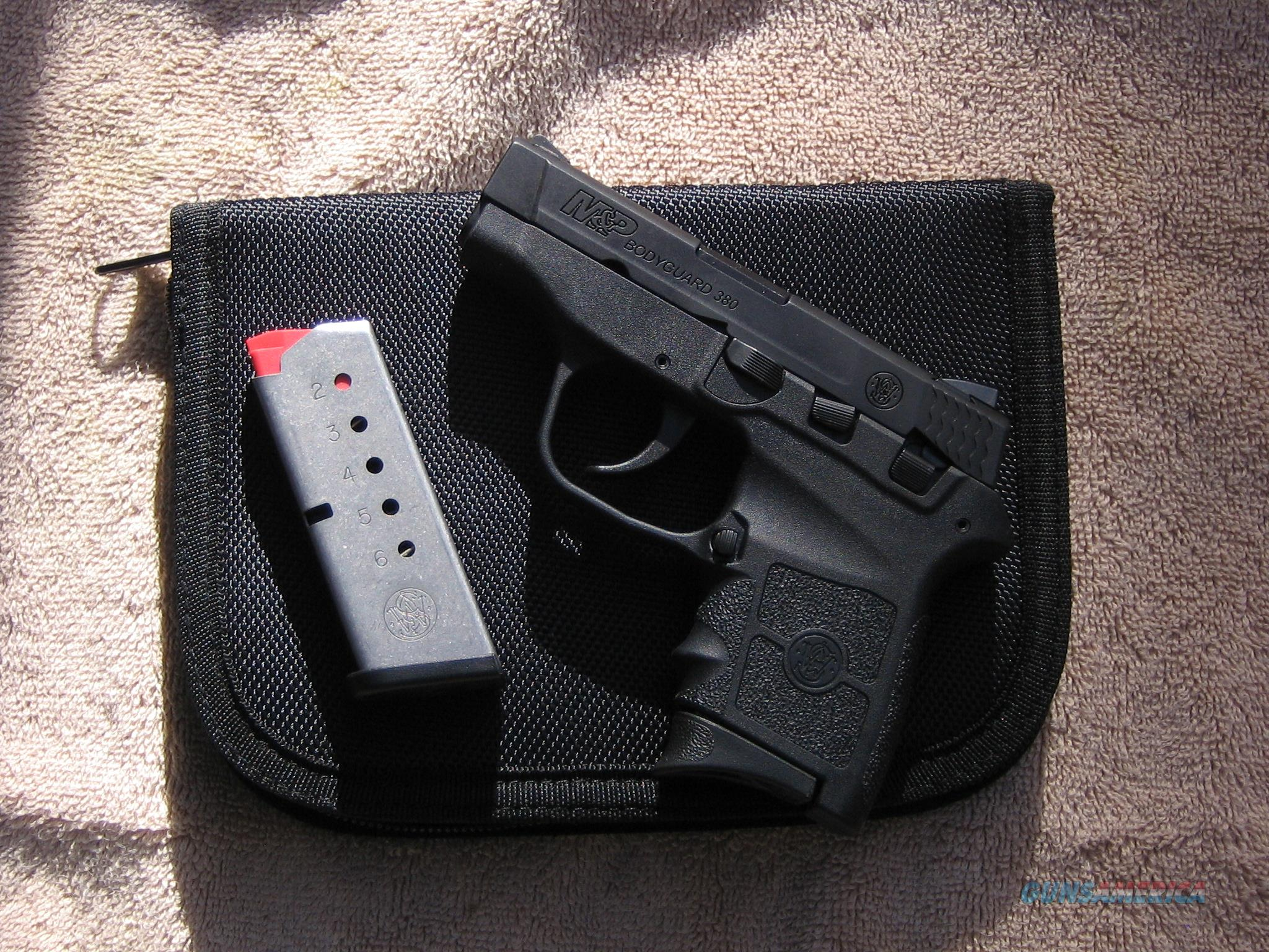 M&P Bodyguard .380 -- new in box  Guns > Pistols > Smith & Wesson Pistols - Autos > Polymer Frame