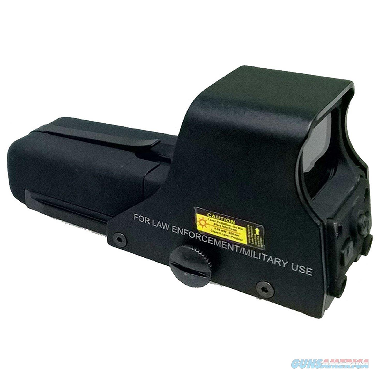 EOtech style Red Dot Tactical sight New in package  Non-Guns > Scopes/Mounts/Rings & Optics > Tactical Scopes > Red Dot