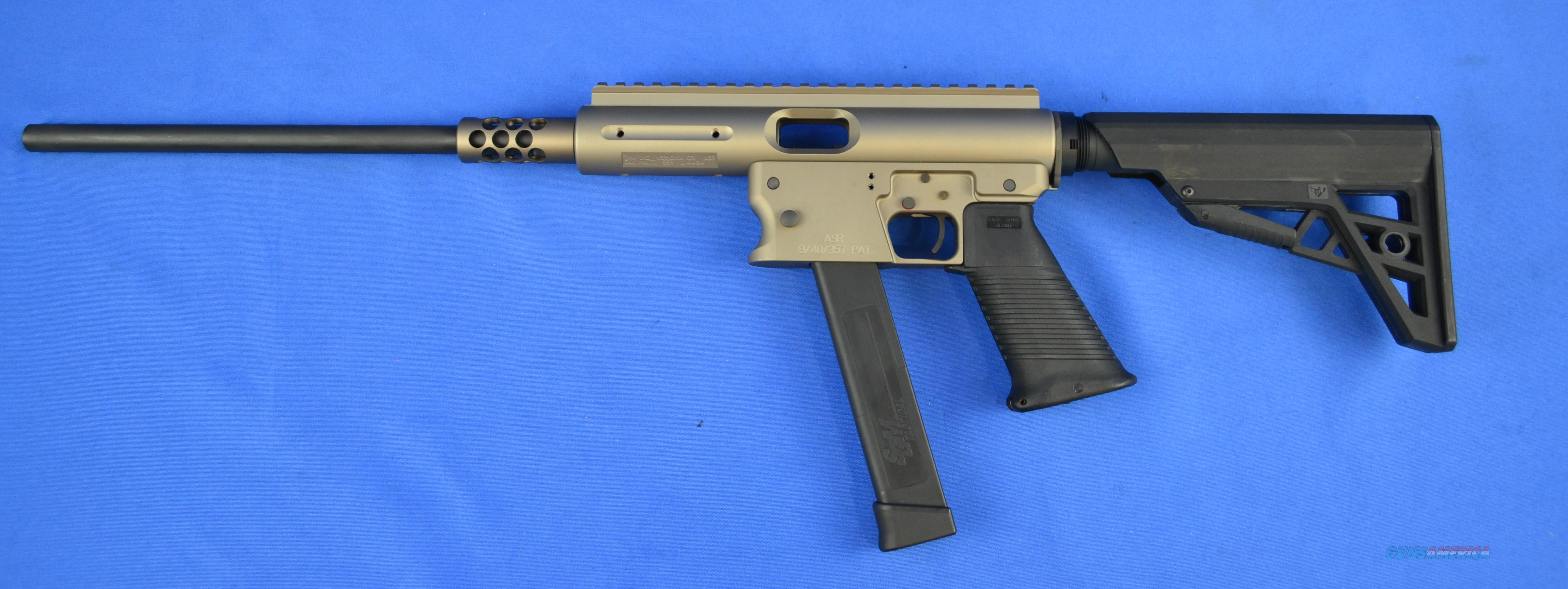 TNW ASR 9MM CARBINE FDE AERO SURVIVAL RIFLE 22LR .357SIG 40SW 10MM 45ACP  Guns > Rifles > Custom Rifles > AR-15 Family