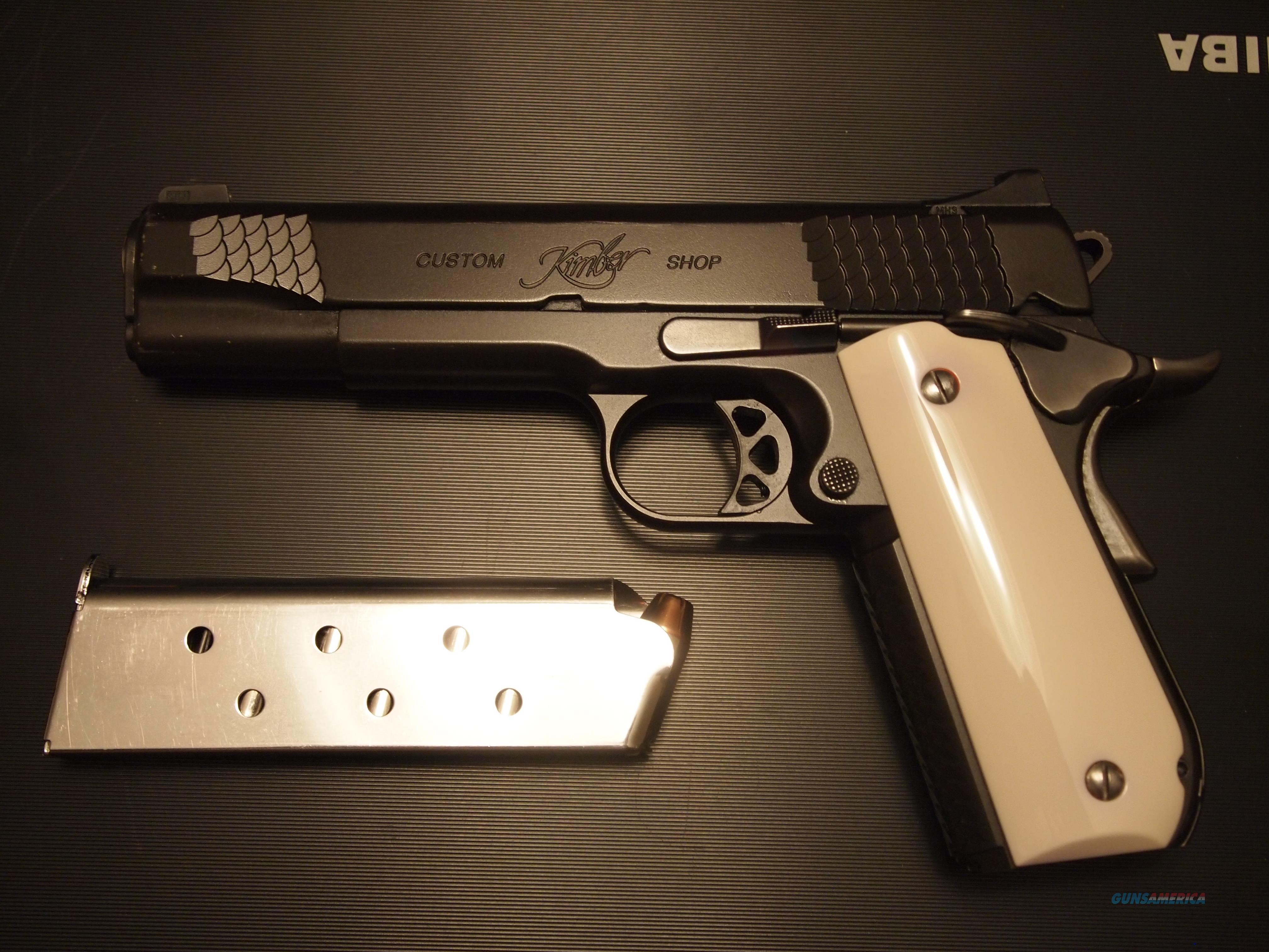 KIMBER SUPER CARRY   Guns > Pistols > Kimber of America Pistols