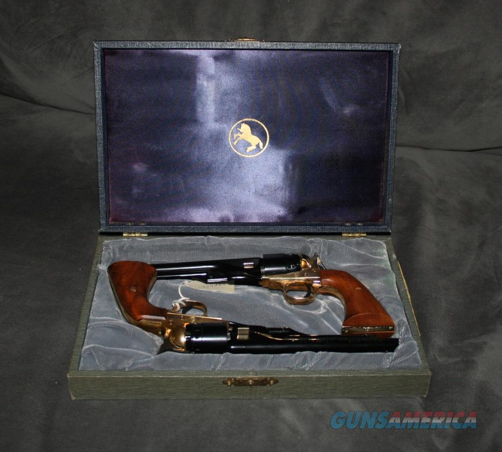 COLT CIVIL WAR CENTENNIAL MATCHED SET   Guns > Pistols > Colt Commemorative Pistols