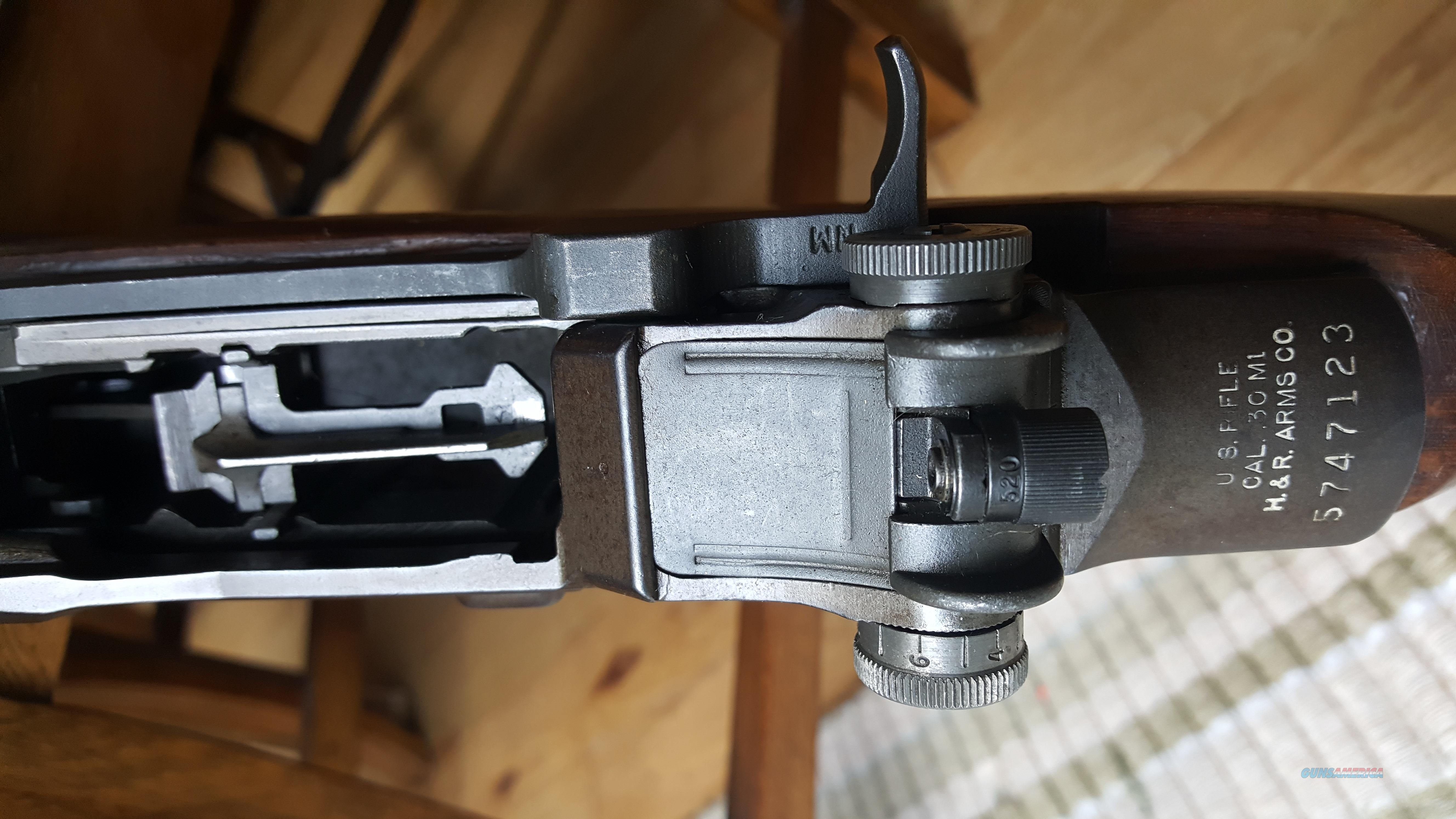 H&R M1 Garand 30-06  Guns > Rifles > Military Misc. Rifles US > M1 Garand