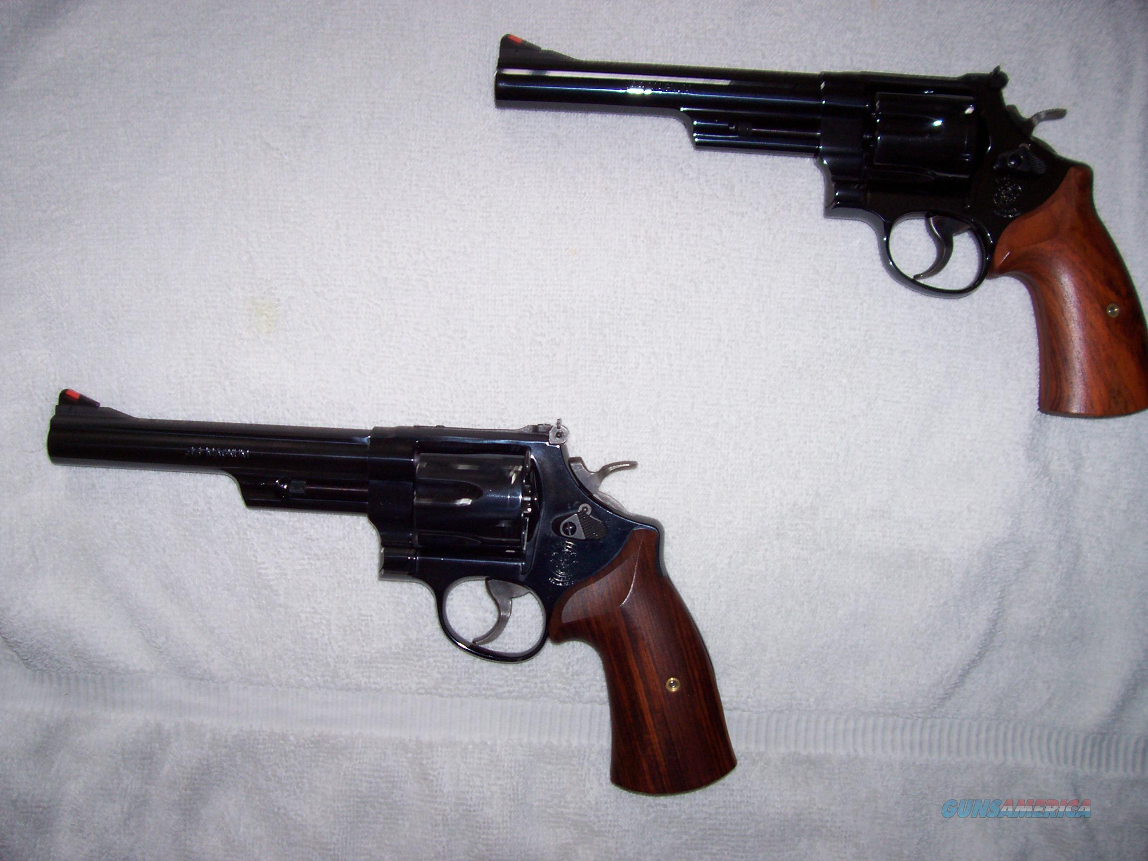 NIB S&W Model 29-8 Special Production Run  Guns > Pistols > Smith & Wesson Revolvers > Full Frame Revolver