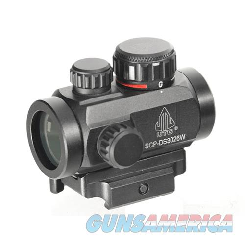 UTG ITA R/G CQB Dot Sight w/QD Mount  Non-Guns > Scopes/Mounts/Rings & Optics > Tactical Scopes > Optic/Light Combos