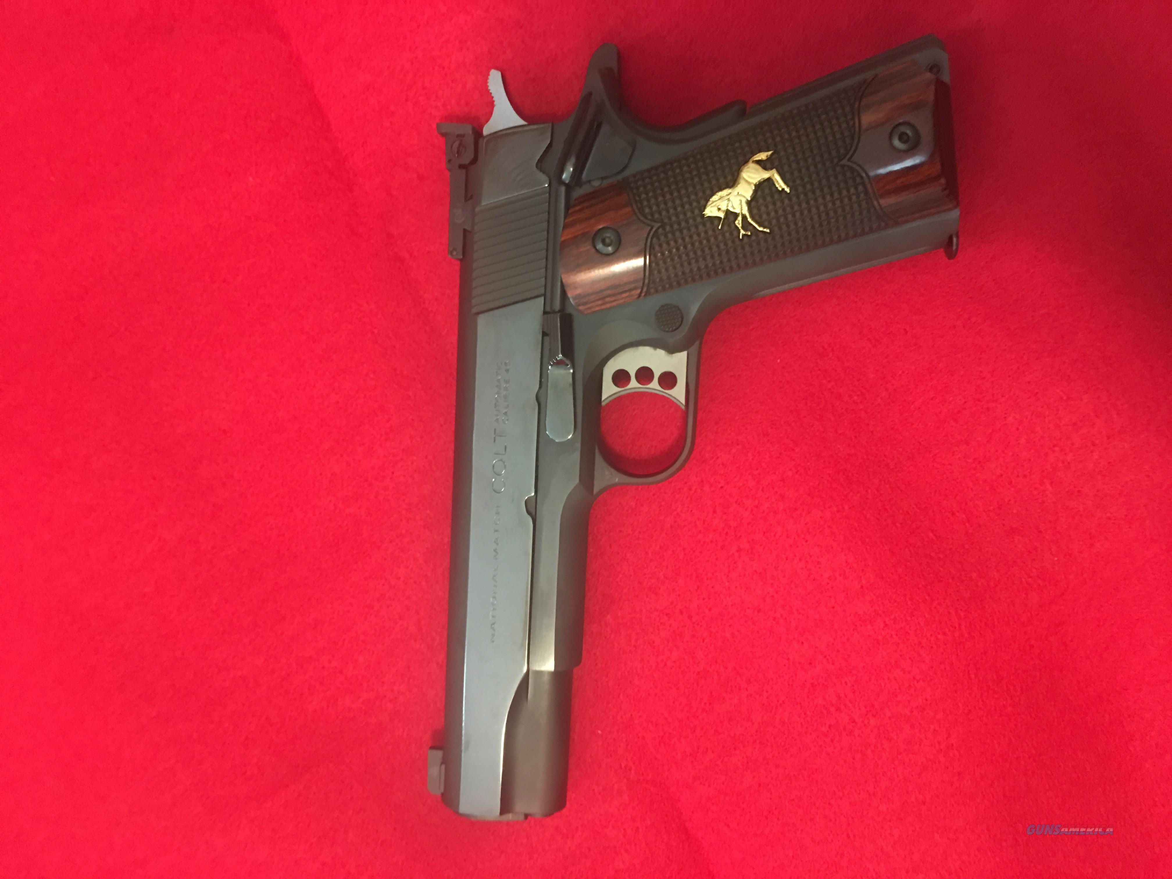 Colt Royal National Match 1 or 250  Guns > Pistols > Colt Commemorative Pistols