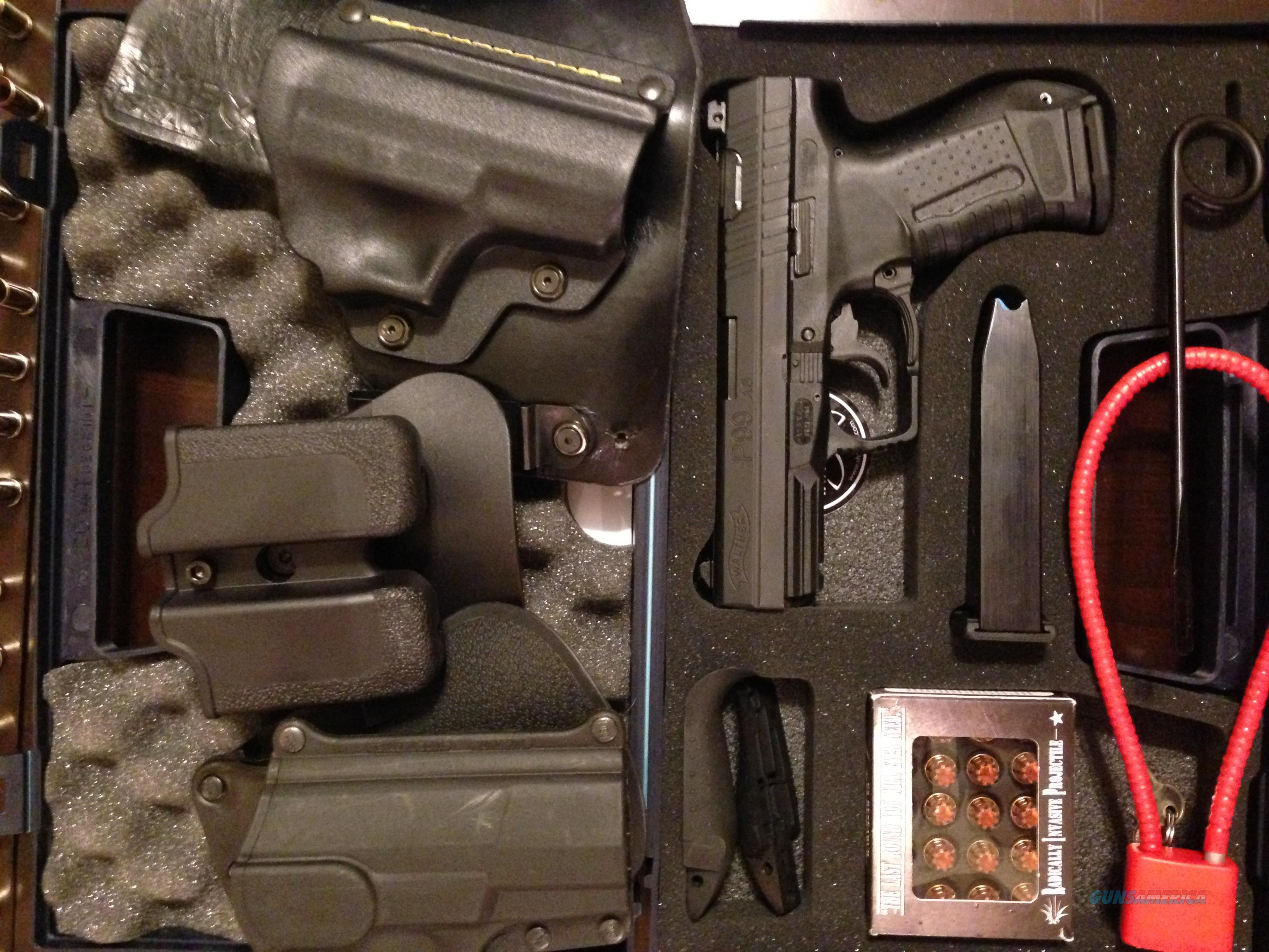 WLATHER P99 AS .40S&W  Guns > Pistols > Walther Pistols > Post WWII > P99/PPQ