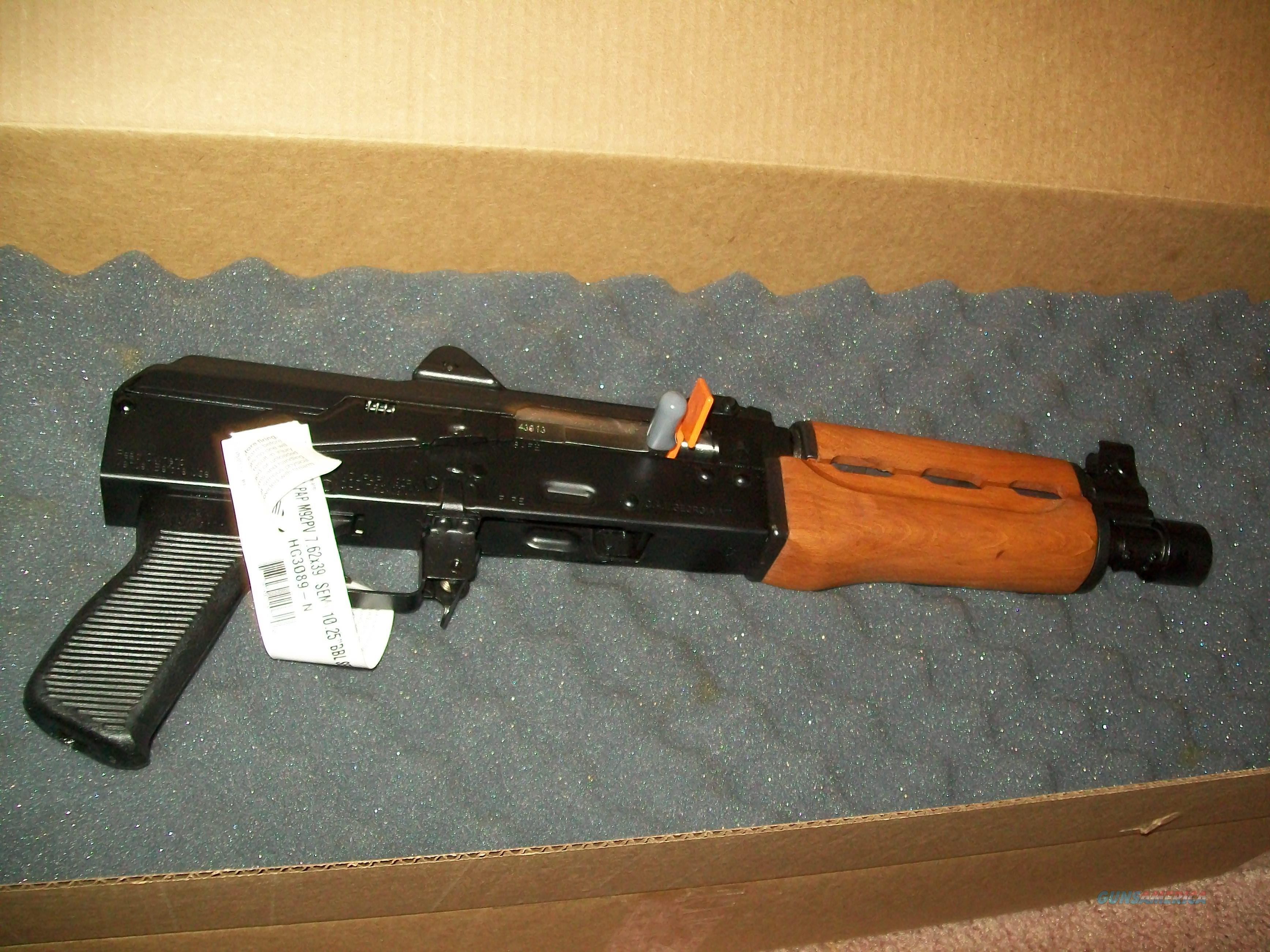 NIB PAP M92 AK47 PISTOL  Guns > Rifles > AK-47 Rifles (and copies) > Folding Stock