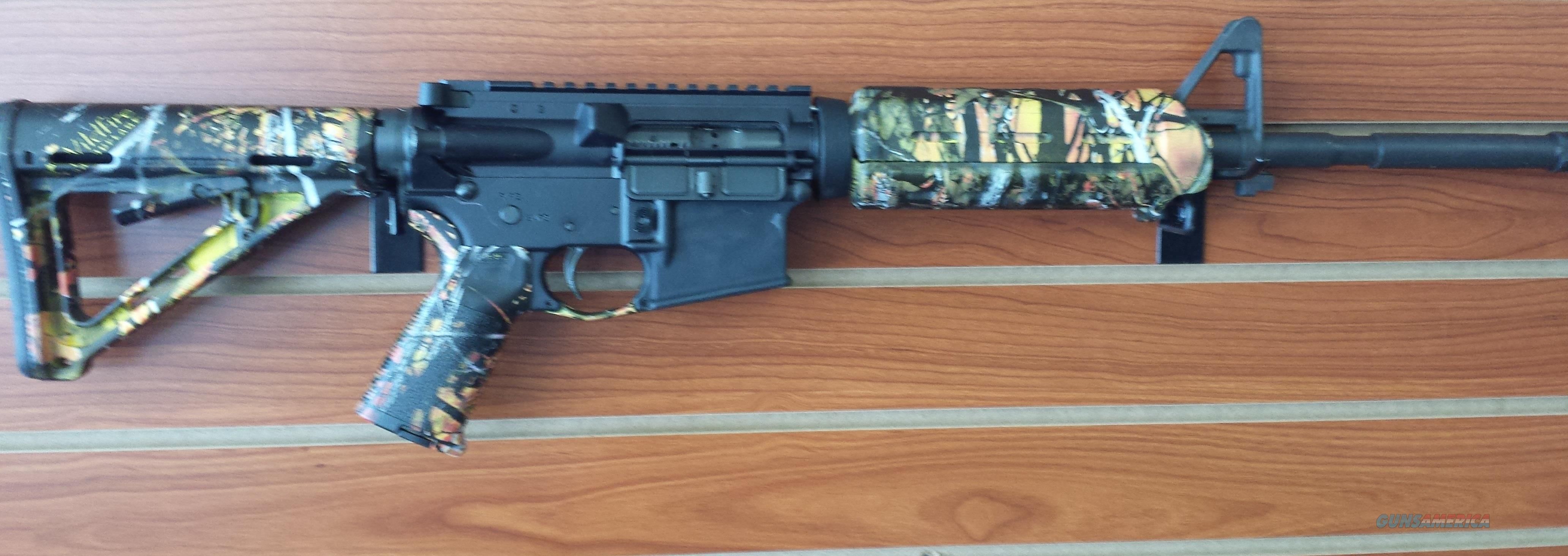 COLT AR15 Wildfire Camo Rifle  Guns > Rifles > Colt Military/Tactical Rifles