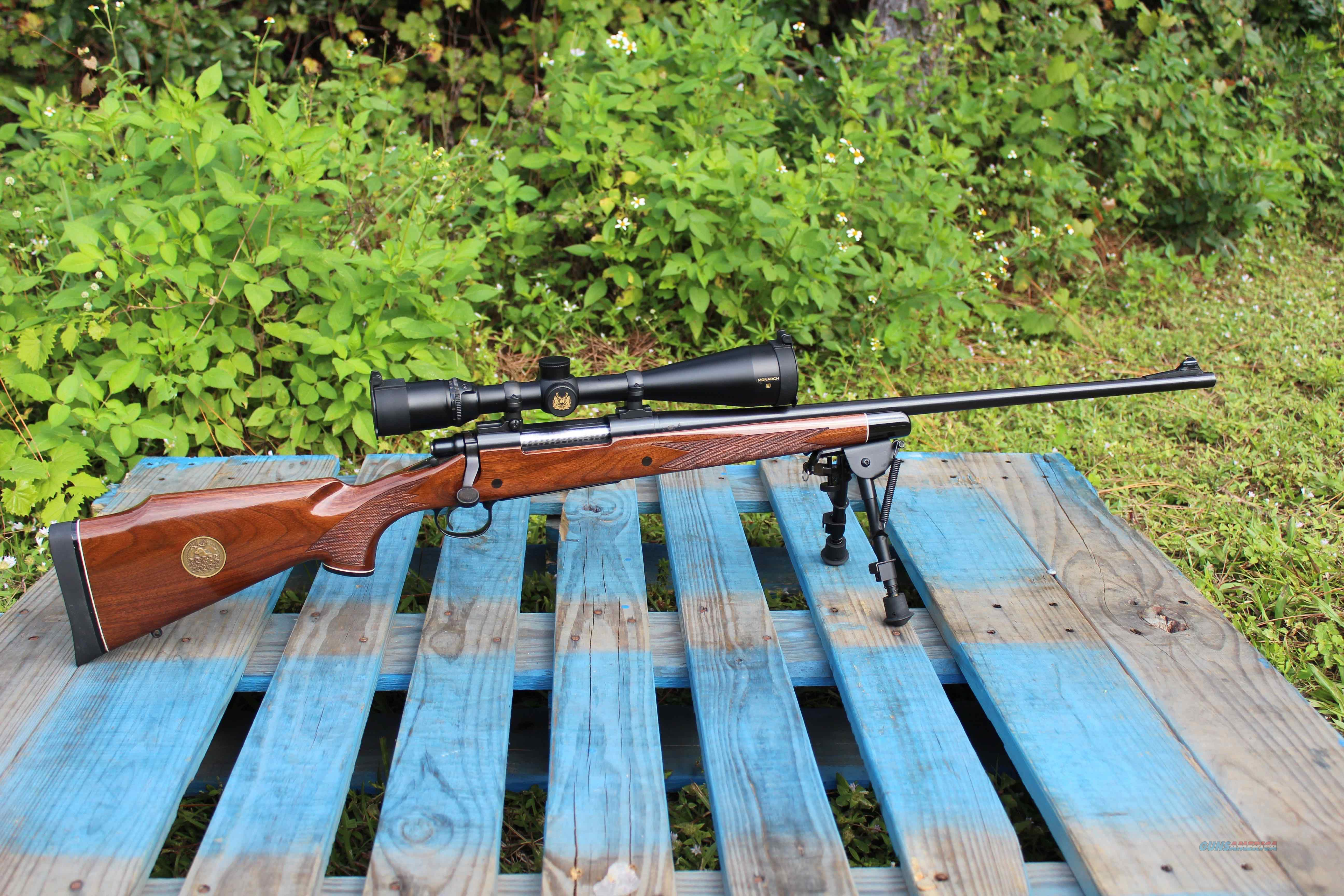 1996 Remington 700 BDL - 7mm Rem Mag  Guns > Rifles > Remington Rifles - Modern > Model 700 > Sporting