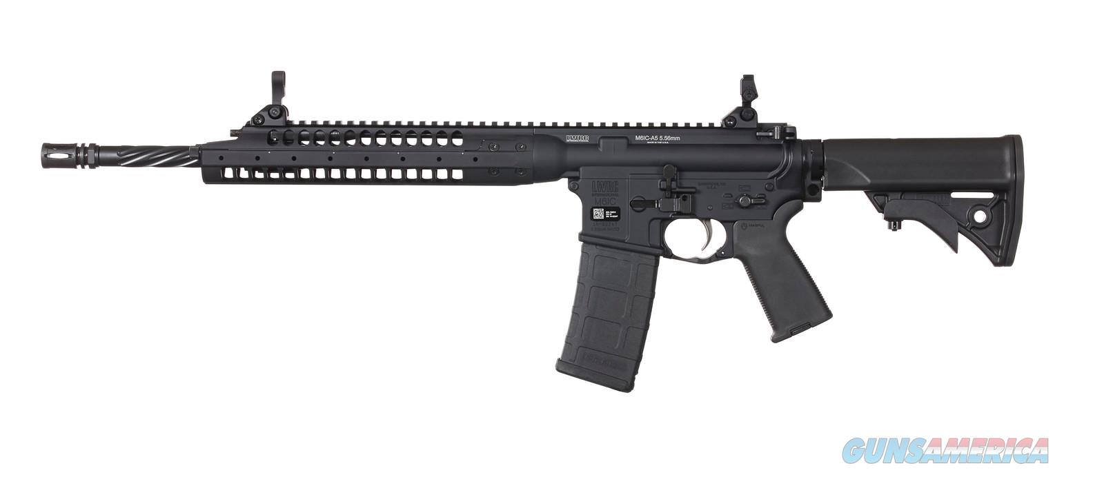 "*CA COMPLIANT* LWRC IC A5 16"" BLK  Guns > Rifles > AR-15 Rifles - Small Manufacturers > Complete Rifle"
