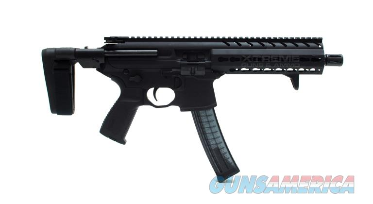 Sig Sauer MPX-P with SB Tactical PSB  Guns > Pistols > Sig - Sauer/Sigarms Pistols > Other